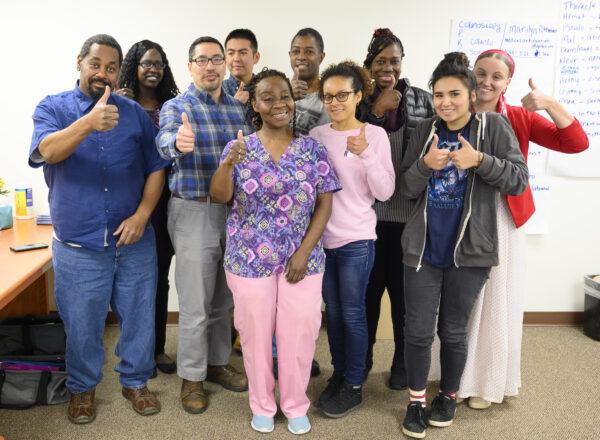 PATH Academy Students